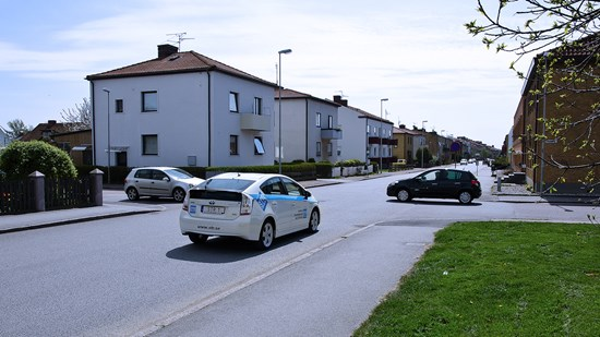 Högertrafik och högerregel